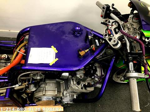 2000 Kawasaki kz1000