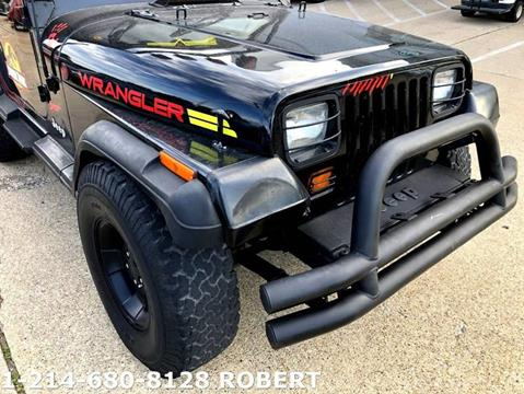 1987 Jeep Wrangler for sale in Dallas, TX