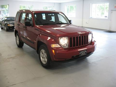 2012 Jeep Liberty for sale in Adel, IA