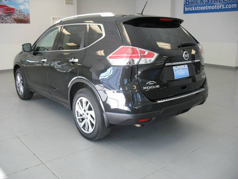 2015 Nissan Rogue AWD SL 4dr Crossover - Adel IA