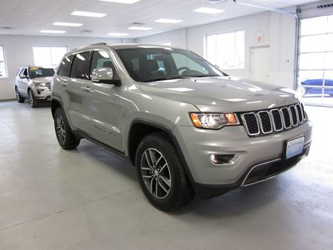 2018 Jeep Grand Cherokee for sale in Adel, IA