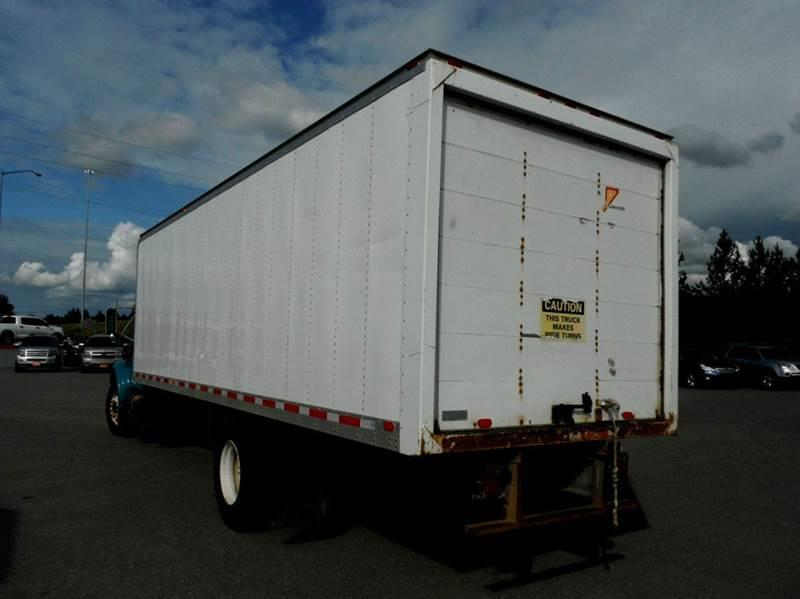 2002 International 4700 for sale at Frontier Auto Sales in Anchorage AK