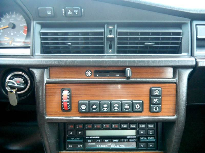 1989 Mercedes-Benz 190-Class for sale at Frontier Auto Sales in Anchorage AK