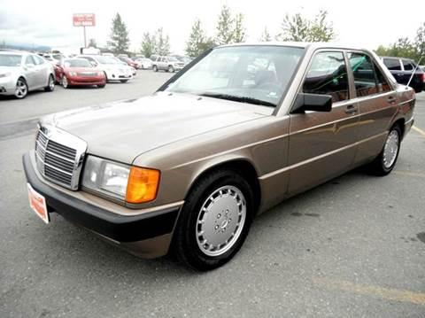 1989 Mercedes-Benz 190-Class