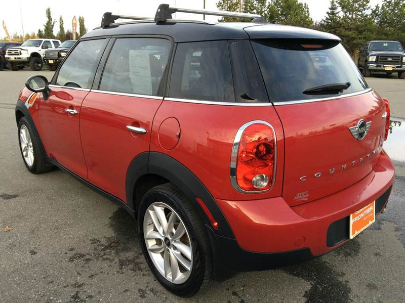 2014 MINI Countryman for sale at Frontier Auto Sales in Anchorage AK