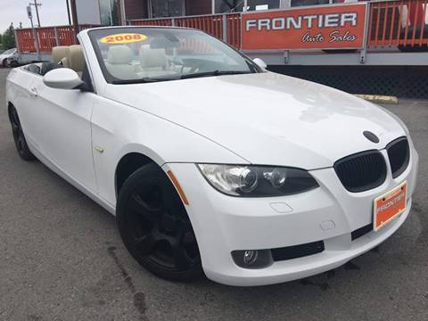 2008 BMW 3 Series for sale at Frontier Auto Sales in Anchorage AK