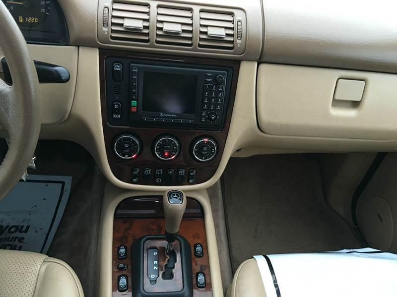 2005 Mercedes-Benz M-Class for sale at Frontier Auto Sales in Anchorage AK