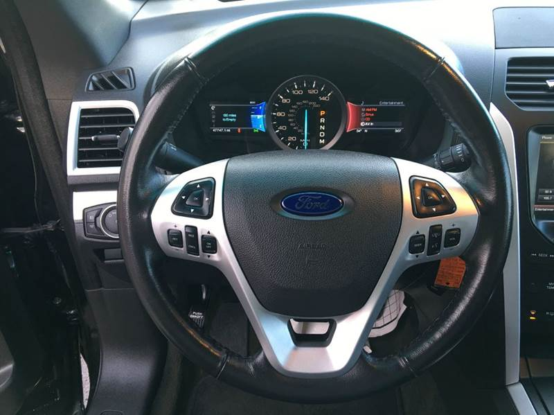 2013 Ford Explorer for sale at Frontier Auto Sales in Anchorage AK