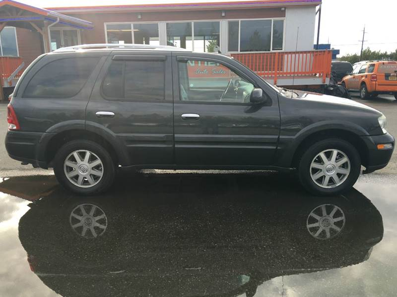 2007 Buick Rainier for sale at Frontier Auto Sales in Anchorage AK
