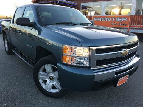 2009 Chevrolet Silverado 1500 for sale at Frontier Auto Sales in Anchorage AK