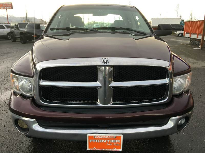 2004 Dodge Ram Pickup 2500 for sale at Frontier Auto Sales in Anchorage AK