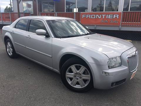2006 Chrysler 300 for sale at Frontier Auto Sales in Anchorage AK