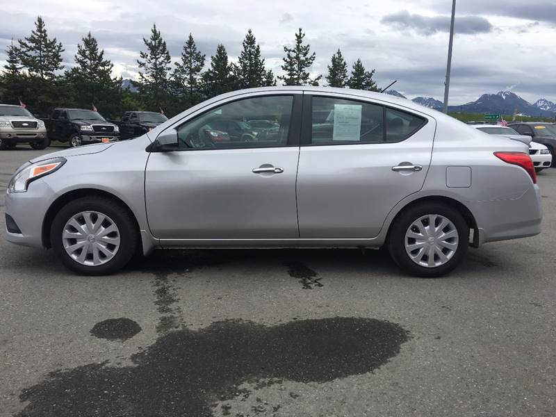 2015 Nissan Versa for sale at Frontier Auto Sales in Anchorage AK