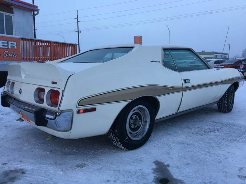 1974 AMC Javelin for sale at Frontier Auto Sales in Anchorage AK