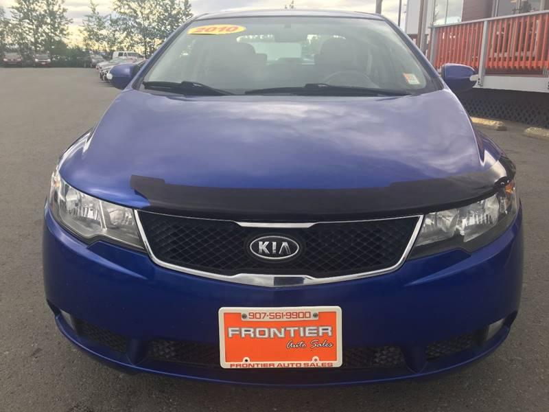 2010 Kia Forte for sale at Frontier Auto Sales in Anchorage AK
