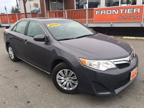 2014 Toyota Camry for sale in Anchorage, AK
