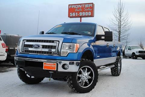 Frontier Auto Sales >> Frontier Auto Sales Used Cars Anchorage Ak Dealer