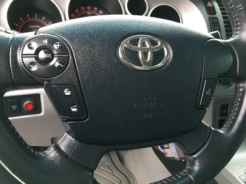 2011 Toyota Tundra for sale at Frontier Auto Sales in Anchorage AK