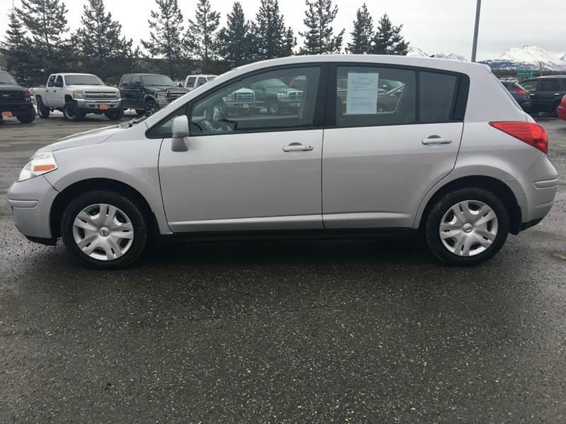 2012 Nissan Versa for sale at Frontier Auto Sales in Anchorage AK