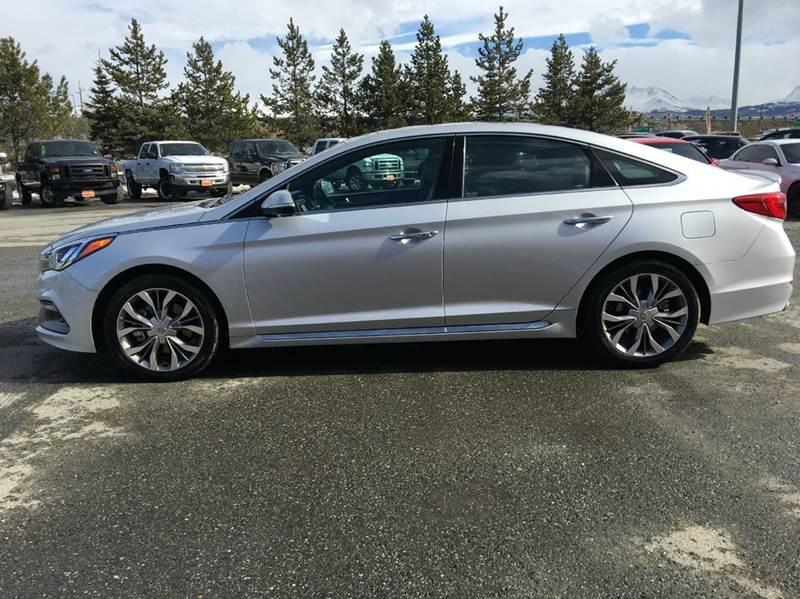 2015 Hyundai Sonata for sale at Frontier Auto Sales in Anchorage AK
