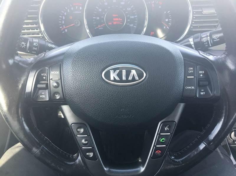 2011 Kia Optima for sale at Frontier Auto Sales in Anchorage AK