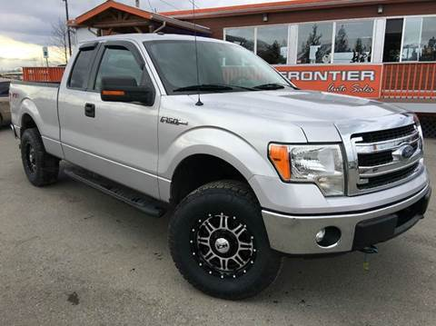 2013 Ford F-150 for sale at Frontier Auto Sales in Anchorage AK