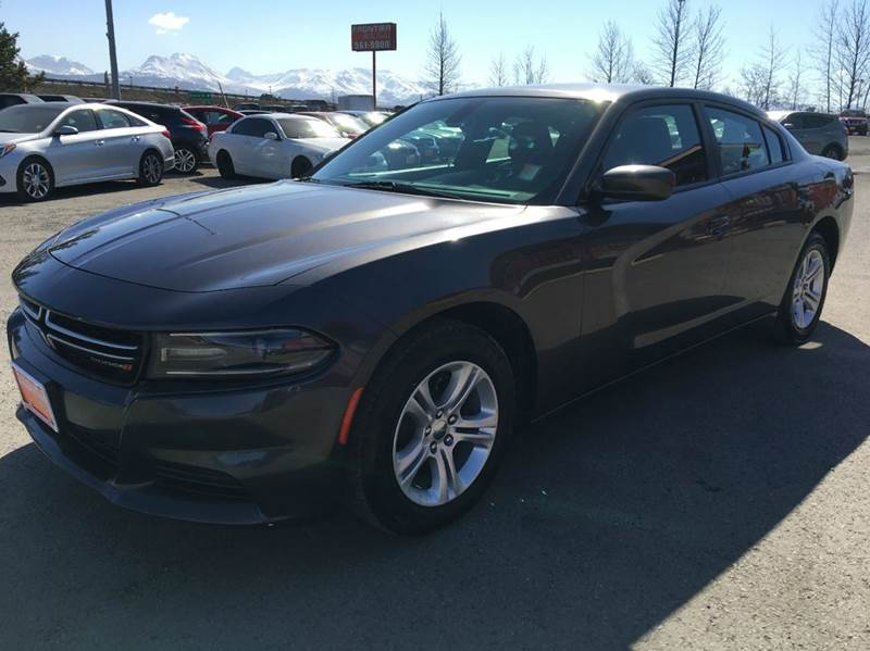 2015 Dodge Charger for sale at Frontier Auto Sales in Anchorage AK