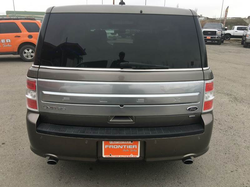 2013 Ford Flex for sale at Frontier Auto Sales in Anchorage AK