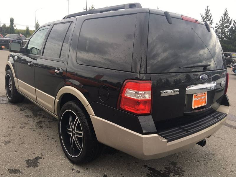 2010 Ford Expedition for sale at Frontier Auto Sales in Anchorage AK