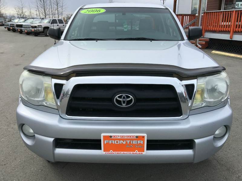 2006 Toyota Tacoma for sale at Frontier Auto Sales in Anchorage AK