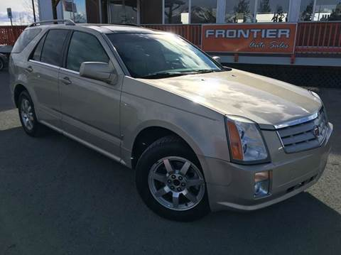 2007 Cadillac SRX for sale at Frontier Auto Sales in Anchorage AK