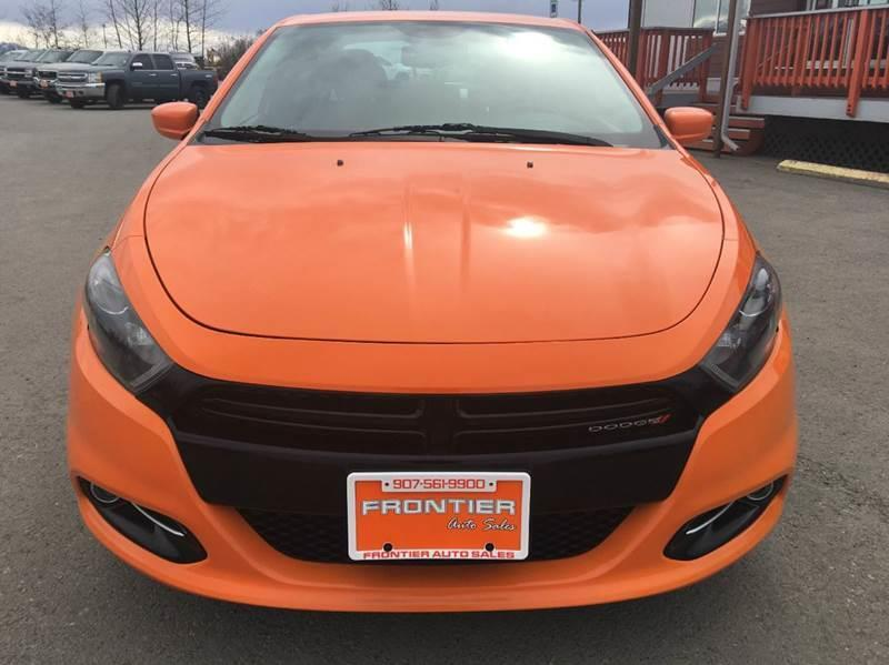 2013 Dodge Dart for sale at Frontier Auto Sales in Anchorage AK