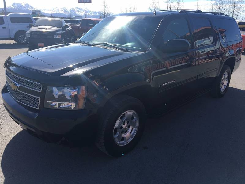 2013 Chevrolet Suburban for sale at Frontier Auto Sales in Anchorage AK