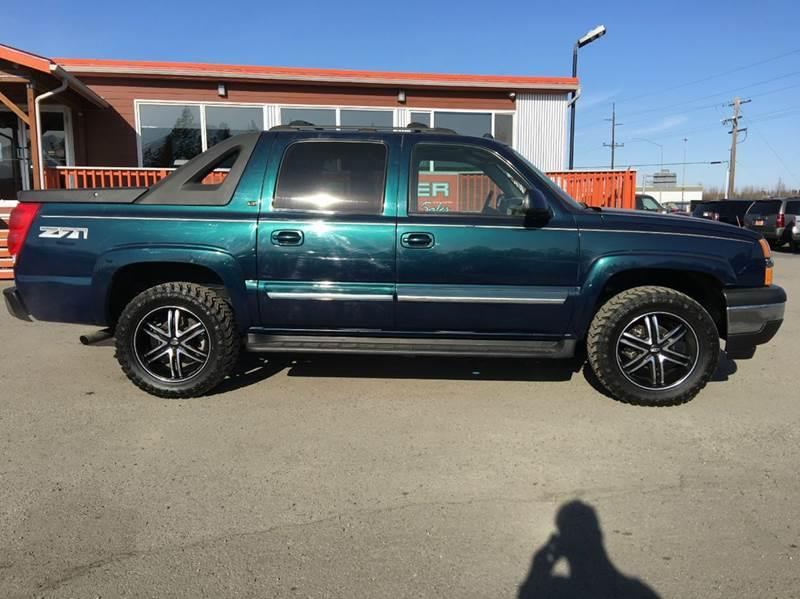 2005 Chevrolet Avalanche for sale at Frontier Auto Sales in Anchorage AK