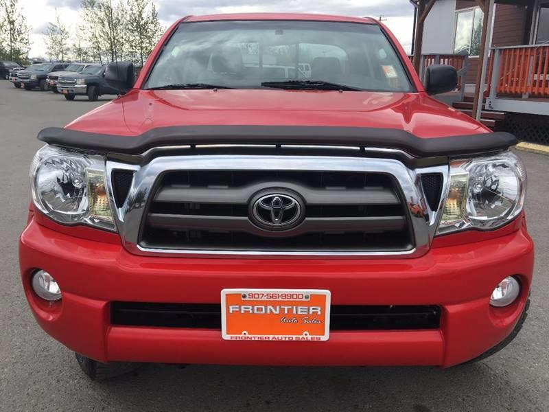2007 Toyota Tacoma for sale at Frontier Auto Sales in Anchorage AK