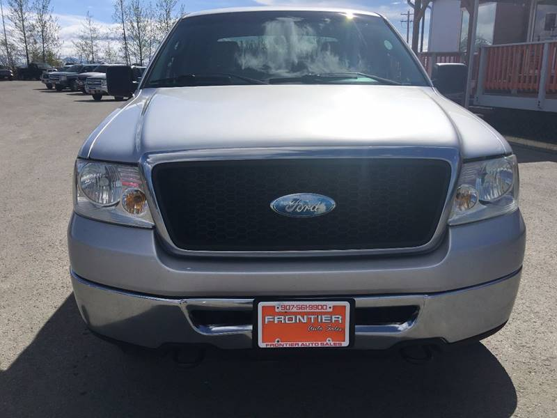 2007 Ford F-150 for sale at Frontier Auto Sales in Anchorage AK