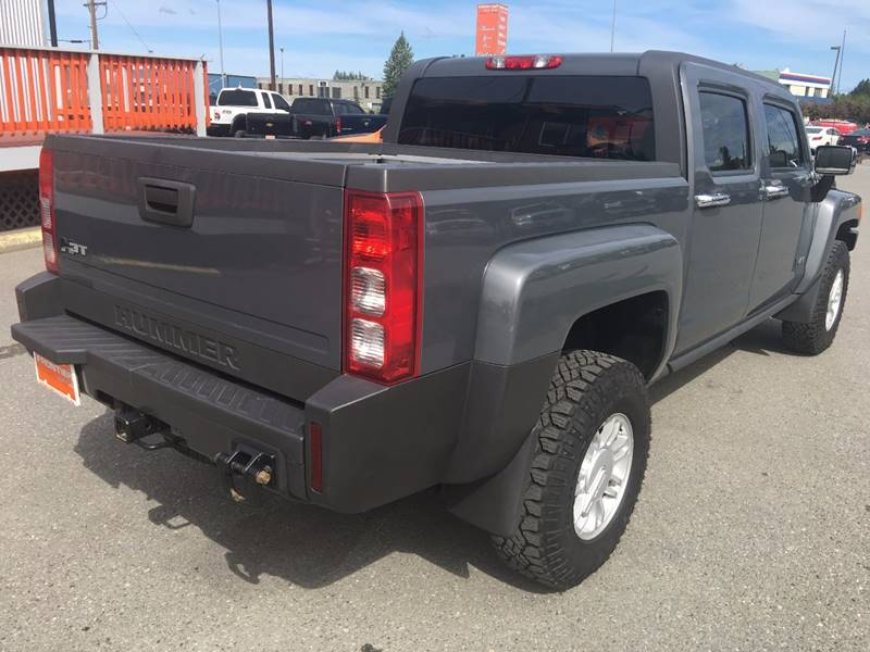 2009 HUMMER H3T for sale at Frontier Auto Sales in Anchorage AK