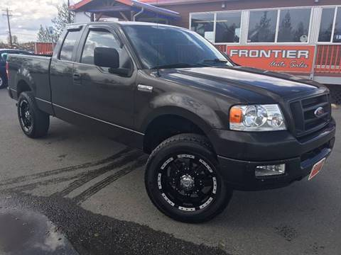 2005 Ford F-150 for sale at Frontier Auto Sales in Anchorage AK