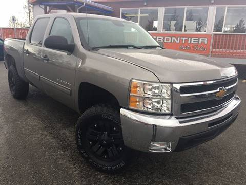 2013 Chevrolet Silverado 1500 for sale at Frontier Auto Sales in Anchorage AK