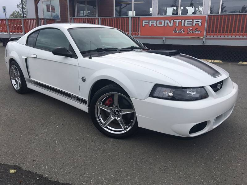 2004 Ford Mustang for sale at Frontier Auto Sales in Anchorage AK