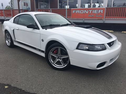 2004 Ford Mustang for sale in Anchorage, AK