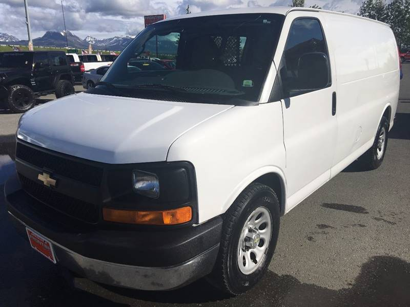 2011 Chevrolet Express Cargo for sale at Frontier Auto Sales in Anchorage AK
