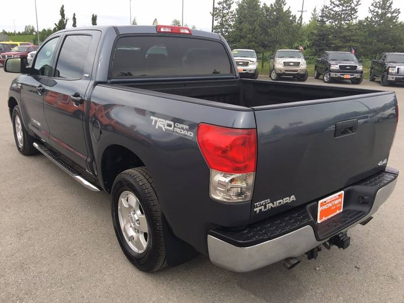 2009 Toyota Tundra for sale at Frontier Auto Sales in Anchorage AK