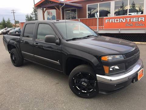 2008 Chevrolet Colorado for sale at Frontier Auto Sales in Anchorage AK