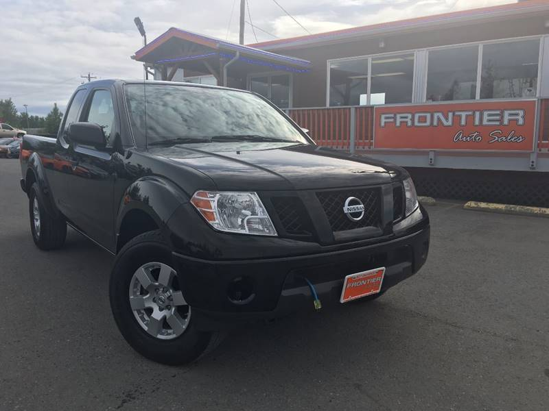 2010 Nissan Frontier for sale at Frontier Auto Sales in Anchorage AK