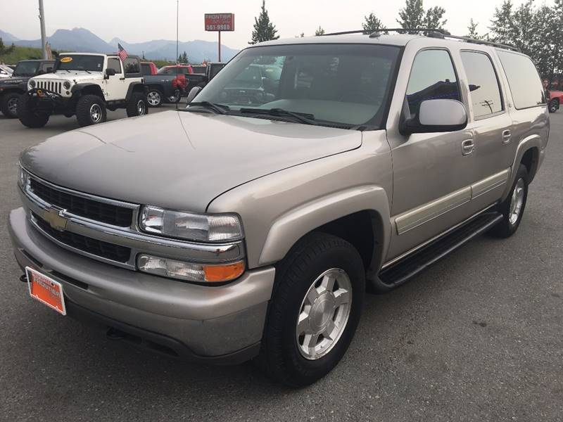 2005 Chevrolet Suburban for sale at Frontier Auto Sales in Anchorage AK