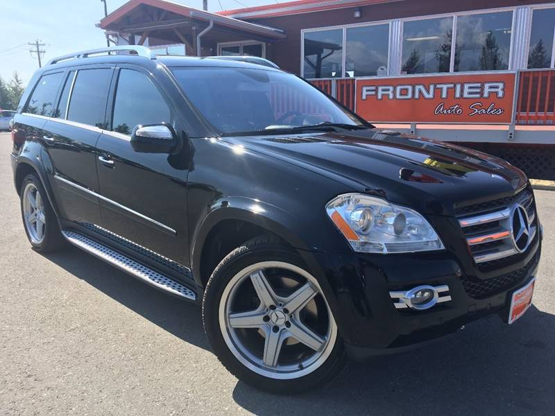 2009 Mercedes-Benz GL-Class for sale at Frontier Auto Sales in Anchorage AK