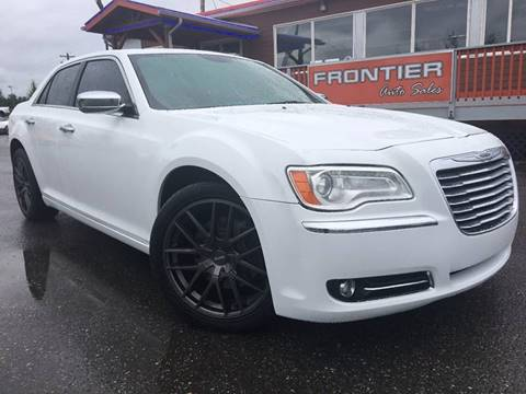 2014 Chrysler 300 for sale at Frontier Auto Sales in Anchorage AK