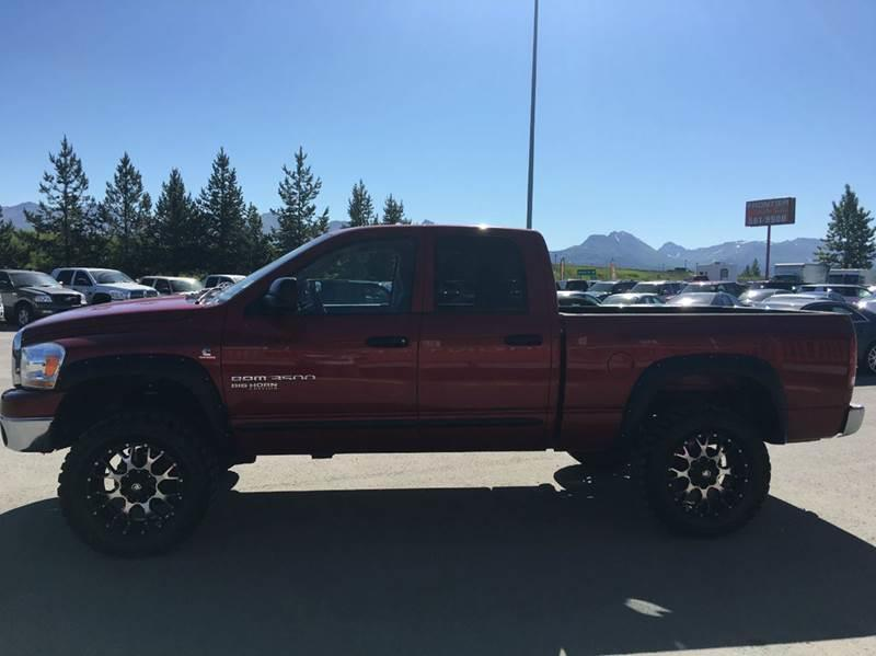 2006 Dodge Ram Pickup 3500 for sale at Frontier Auto Sales in Anchorage AK