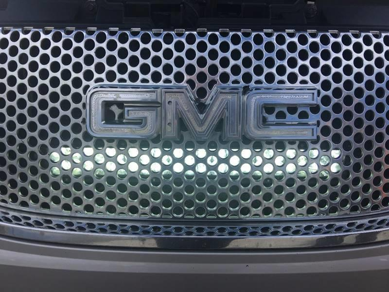 2008 GMC Yukon for sale at Frontier Auto Sales in Anchorage AK